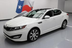2012 Kia Optima SX TURBO PREM TECH PANO ROOF NAV