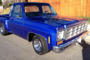 1976 Chevrolet C-10 Stepside Shortbed