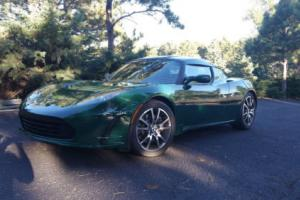 2011 Tesla Roadster SD 2.5 British Racing Green