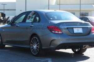 2017 Mercedes-Benz C-Class AMG C43 4MATIC Sedan Photo