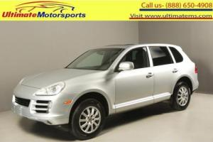 2008 Porsche Cayenne 2008 AWD SUNROOF LEATHER SPORT PKG HEATSEATS V6
