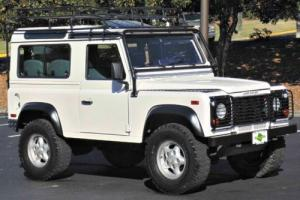 1997 Land Rover Defender Station Wagon