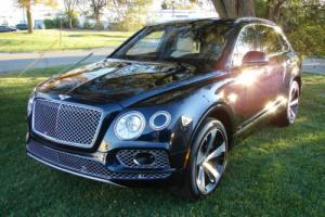 2017 Bentley Other Bentayga First Edition