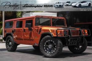 2002 Hummer H1 10th Anniversary
