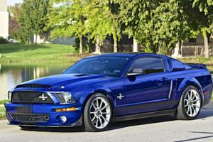 2009 Ford Mustang Shelby Super Snake