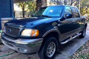 2003 Ford F-150 King Ranch SuperCrew