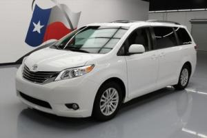 2013 Toyota Sienna XLE 8-PASS SUNROOF REAR CAM