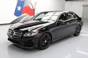 2014 Mercedes-Benz E-Class E350 SPORT SEDAN P1 SUNROOF NAV