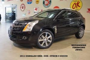 2011 Cadillac SRX Performance Collection ULTRA ROOF,NAV,HTD LTH,60K!