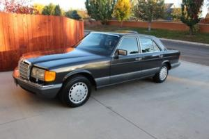 1991 Mercedes-Benz S-Class Photo