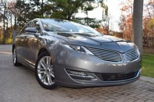 2014 Lincoln MKZ/Zephyr MKZ SEDAN 4 DOOR