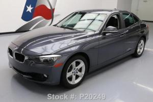 2013 BMW 3-Series 328I SEDAN TURBOCHARGED AUTO BLUETOOTH