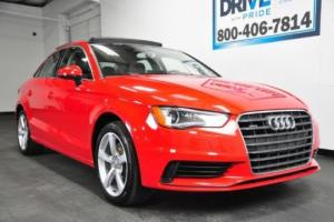 2015 Audi A3 2.0T PREMIUM PLUS AWD 1 OWN FACT WRNTY HTD STS SUNROOF KEYLESS GO