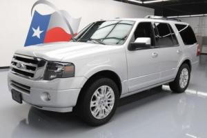 2013 Ford Expedition LIMITED 7-PASS SUNROOF NAV