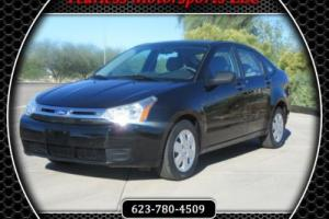 2010 Ford Focus S Sedan