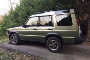 2001 Land Rover Discovery LE