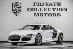 2014 Audi R8 V10 plus Only 700 Miles Photo