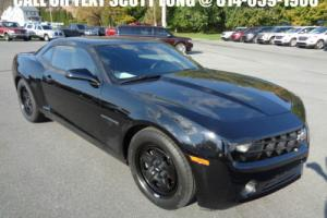 2013 Chevrolet Camaro 2013 LS 6 Speed Manual 3.6L Coupe Black on Black