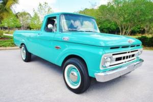 1961 Ford F-100 Nut & Bolt Frame Off Restoration Loaded! Restomod!