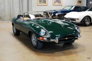 1967 Jaguar E-Type N/A