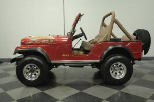 1977 Jeep CJ Golden Eagle