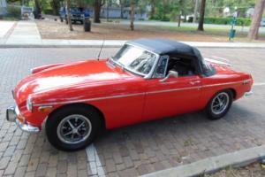 1974 MG MGB Gb