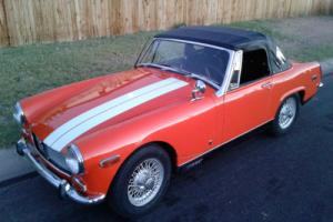 1971 MG Other