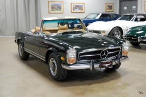 1970 Mercedes-Benz SL-Class N/A Photo