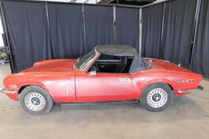 Triumph: Spitfire MARK IV | eBay Photo