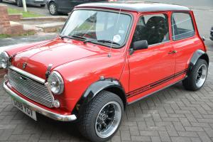 Classic Mini - Fast road/Track 1380cc with T2 Turbo  Photo