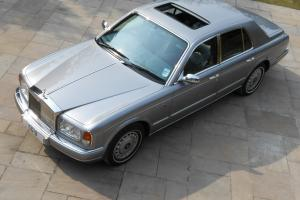1998 ROLLS ROYCE SILVER SERAPH THE FACTORYS OWN MOTORSHOW AND PRESS CAR