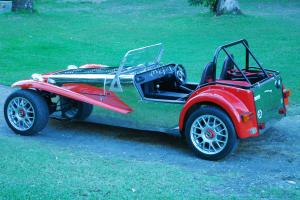 Lotus Caterham Super 7 2 0 With Twin 45 Webers