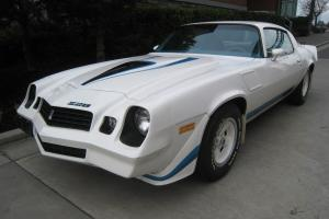 1979 Chevrolet Camaro Z28 Coupe 2-Door