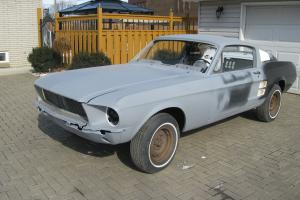 1967 Ford Mustang Fastback | eBay