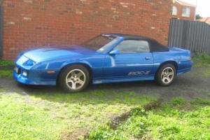 1989 Camaro Iroc Z Convertible - Trade/Swap