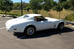 TURN HEADS IN THIS 1976 CORVETTE  STINGRAY - TARGA