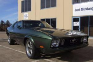 1973 FORD MUSTANG FASTBACK 302 V8 AUTO