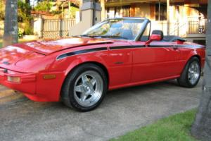1414VERY RARE SERIES 2 RX7 CONVERTIBLE