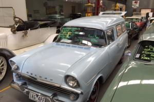 1962 HOLDEN FB PANEL VAN ! RARE !! RARE !! RUST FREE  UNREAL 1 WOWO