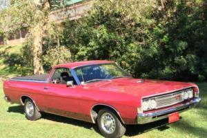 1969 Ford Ranchero ute