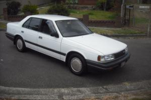 CLASSIC MAZDA 929 V6 REAR WHEEL DRIVE LUXURY SEDAN. NOT DATSUN 260C / TOYOTA.