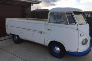 1959 Volkswagen Kombi SC Ute - single cab