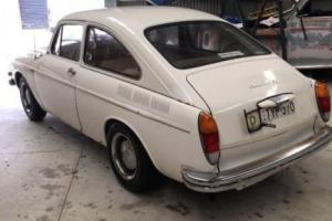 1970 VW 1600 TYPE 3 FASTBACK COUPE