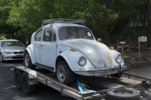 1970 Volkswagen `Beetle' Left Hand Drive Runs and Drives Dune Buggy Flared Look
