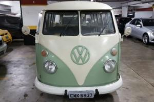 1968 VW KOMBI SPLIT SCREEN