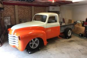 48 49 50 51 52 53 Chev Pickup Hot Rod