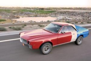 1969 AMC AMX GO-PACK Photo