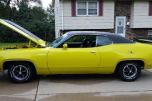 1971 Plymouth Road Runner Photo