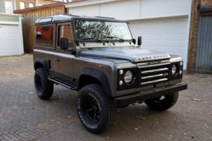 1988 Land Rover Defender County Station Wagon LHD
