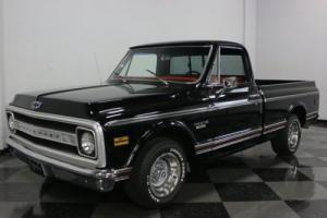 1970 Chevrolet C-10 Custom Cab